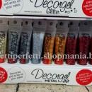 Decorgel Metallizzati. Nuovi coloranti in Gelatina alimentare Modecor. Senza glutine.