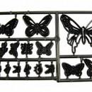 Farfalle, Coccinelle e Api. Stampo Tagliapasta Patchwork Cutter