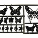 Farfalle, Coccinelle e Api. Stampo Tagliapasta