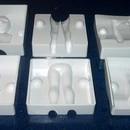 Figura di Bambino completa in 3/D. Set di 6 stampi in plastica