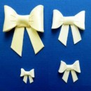 Fiocchi e Papillon. Stampo Tagliapasta Patchwork Cutter