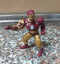 Iron Man. Marvel Avengers. Statuina in Pvc