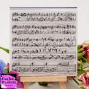 Note Musicali in rilievo a Timbro trasferibili