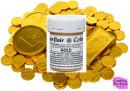 Oro. Colorante per Cioccolato al Burro di Cacao. Sugarflair