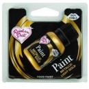 ORO Gel Metallizzato. Nuova Vernice. Rainbow Dust Food Paints.25 ml.