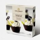 Pirottini di Cioccolato. Victoria Fondente Cups. Callebaut