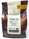 Power 80. Cioccolato Fondente Callebaut