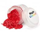 Rosso con effetti Metallici molto Luminosi e Scintillanti. Colorante Lipo in polvere. Sparkle Lustre Magic Colour