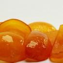 Scorze Arancia a quarti candite Ambrosio. Confezioni da 5 Kg e 250 gr.