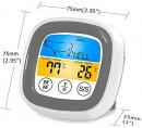 Termometro Bluetooth con Sonda e controllo digitale per la carne