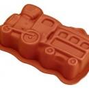 Treno. Stampo in silicone Platinico