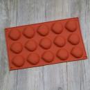 15 Conchiglie. Stampo in silicone Platinico di alta qualità