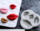 Sexy labbra. Stampo silicone
