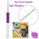 Ago magico. Punch Needle