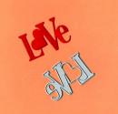 Amore Love. Fustelle sottili metalliche per Scrapbooking