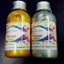 Argento liquido per Aerografo 50 ml. Senza glutine.