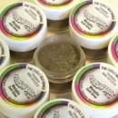 Argento Scuro. Metallizzato e Setoso in Polvere. Rainbow Dust per il cake design