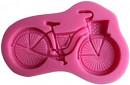 Bicicletta. Stampo in silicone