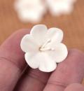 Blossom 2. Fiore a 6 Petali. Venatore in silicone