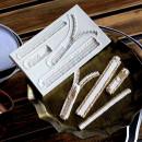 Chiusure lampo e Zip. Stampo in silicone per il Cake design