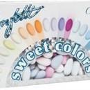 Confetti Prisco SWEET COLORS  Mandorla 1 Kg. Varie tonalità