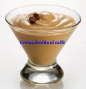 Crema Fredda al caffè. 70 porzioni. Fabbri