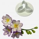 Fresia. Stampo e cutter per fiori. PME