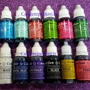 Nero. Colorante liquido 14 ml. SugarFlair