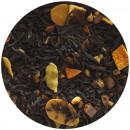 Nocciola e Cannella. Tè Nero aromatizzato. 25 gr.