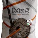 PETRA 5. 12.5 Kg. Farina di grano tenero per Torte Biscotti e Frolla. Macinata a Pietra. Grano 100% Italiano. Molino Quaglia