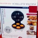Piastra elettrica per Muffin, Kooper.
