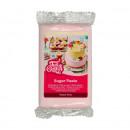 Rosa Pastello. Pasta di zucchero FunCakes. 250 gr. Pastel Pink.Senza Glutine e Kosher