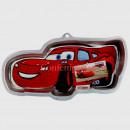Saetta Mc Qeen. Cars Pixar. Grande Stampo Tortiera in metallo