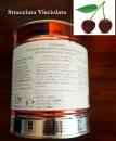 Stracciata Visciolata. 1 Kg. Confettura Extra Visciole 87%. Agrimontana