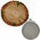 Tronco albero e Corteccia legno. Fantastico stampo in silicone