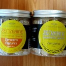 Zenzerine Fragranti gusci di zucchero ed olio essenziale di zenzero, farcite in quattro morbidi ripieni.