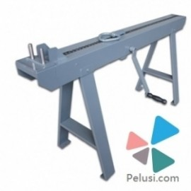 BANCO A TRAFILA MANUALE /HAND DRAWING BENCH immagini
