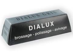 PASTA DIALUX GRIGIA / GREY DIALUX COMPOUND FOR JEWELRY