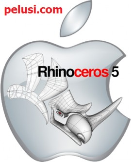 RHINOCEROS  5.0 for  MAC immagini