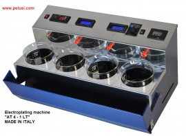 GALVANO AT INOX 4 - 1 LT/GALVANIC ELECTROPLATING MACHINE