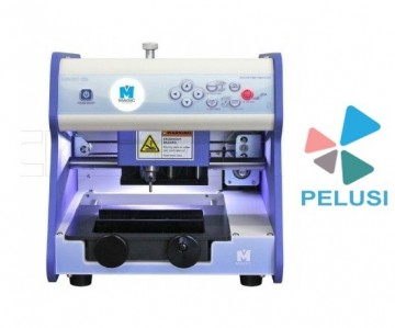MAGIC 2S WI FI INCISORE ELETTRONICO PER INCISIONI PIANE/ MAGIC 2 S ENGRAVE MACHINE immagini