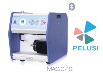 MAGIC 1S WI FI INCISORE ELETTRONICO INTERNO ED ESTERNO ANELLI/ MAGIC1 S ENGRAVE MACHINE immagini