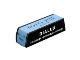 PASTA DIALUX BLU / BLUE DIALUX POLISHING COMPOUND FOR JEWELRY