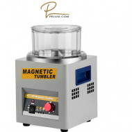 "BURATTO MAGNETICO ""KT 185"" /KT 185 Magnetic Tumbler Jewelry Polisher Jewelry Finisher Jewelry Finishing Machine"
