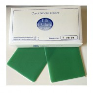 "CERA PER MODELLAZIONE LISCIA IN LASTRA ""MADE IN ITALY""/Calibrated green wax sheets"