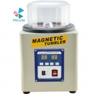 "BURATTO MAGNETICO ""KT 205"" /KT-205 Magnetic Tumbler Jewelry Polisher Jewelry Finisher Jewelry Finishing Machine"