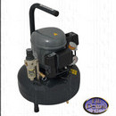 COMPRESSORE SILENZIATO SIL OIL 30L/MIN MADE IN ITALY