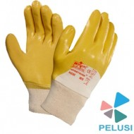 GUANTI SPALMATI NITROTOUGH GIALLO/SAFETY GLOVES