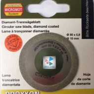 PROXXON LAMA CIRCOLARE DIAMANTATA/ CIRCULAR SAW BLADE DIAMOND COATED