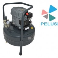 COMPRESSORE SILENZIATO SIL OIL 50 L/MIN MADE IN ITALY